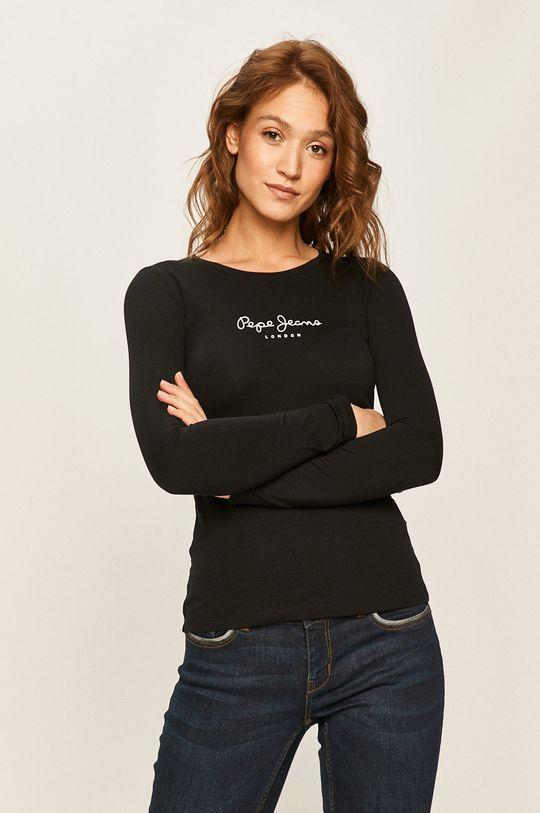 negru Pepe Jeans - Bluza New Virginia De femei