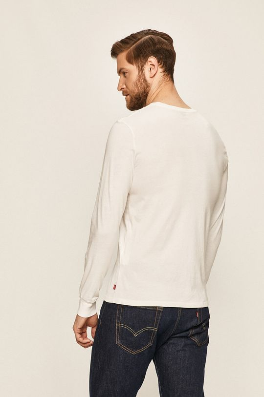 Levi's - Tričko s dlouhým rukávem 100% Bawega
