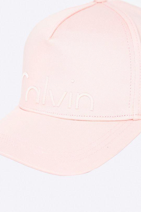 Calvin Klein Jeans - Čepice růžová