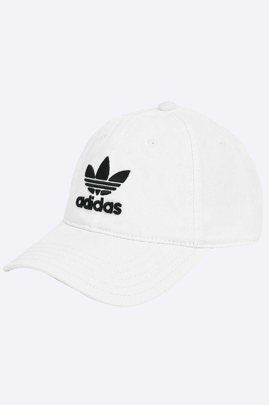 бял adidas Originals - Шапка Чоловічий