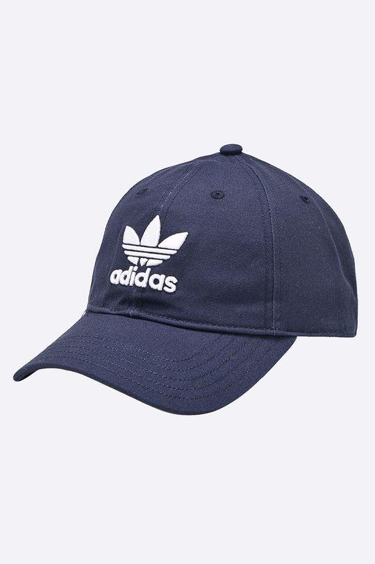тъмносин adidas Originals - Шапка Чоловічий