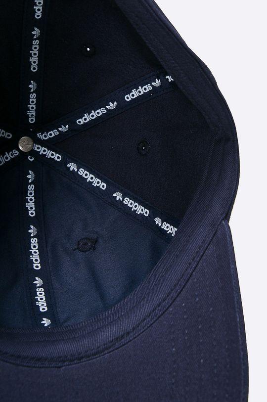 тъмносин adidas Originals - Шапка
