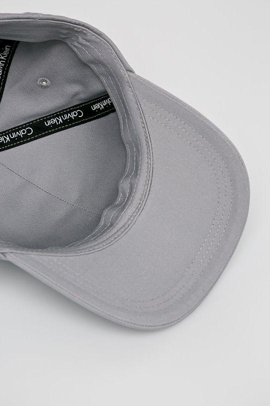 světle šedá Calvin Klein Jeans - Čepice