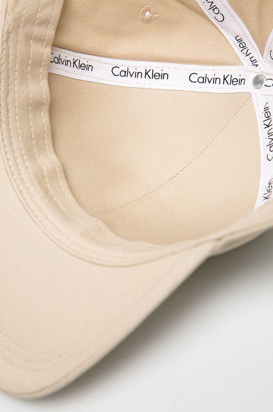 béžová Calvin Klein Jeans - Čepice