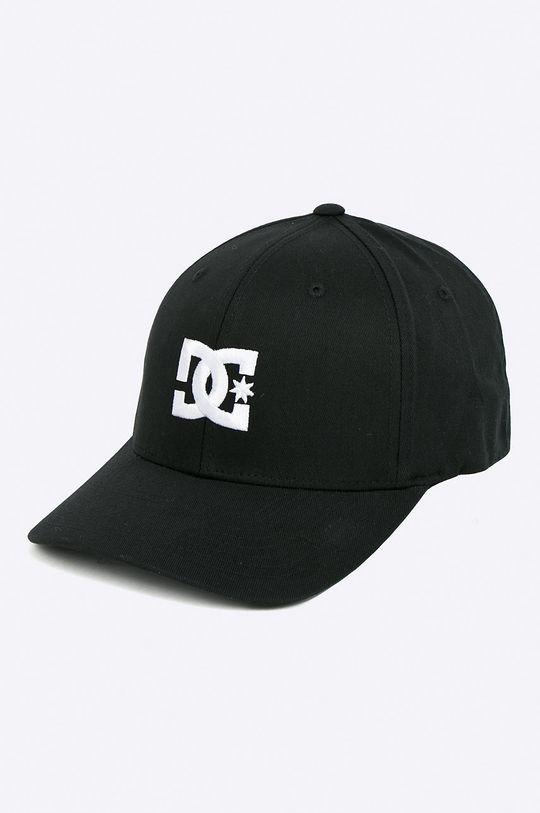 černá DC - Čepice Pánský