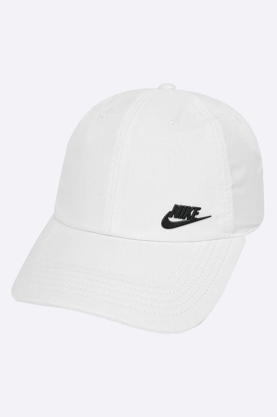 bílá Nike Sportswear - Čepice Pánský