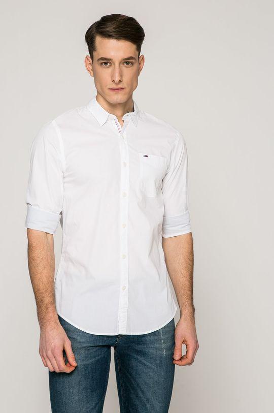 білий Tommy Jeans - Сорочка Чоловічий