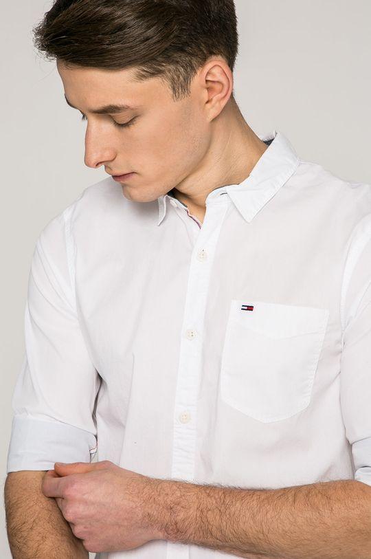 білий Tommy Jeans - Сорочка