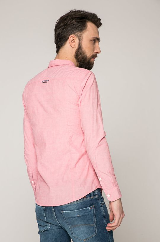 Tommy Jeans - Сорочка рожевий