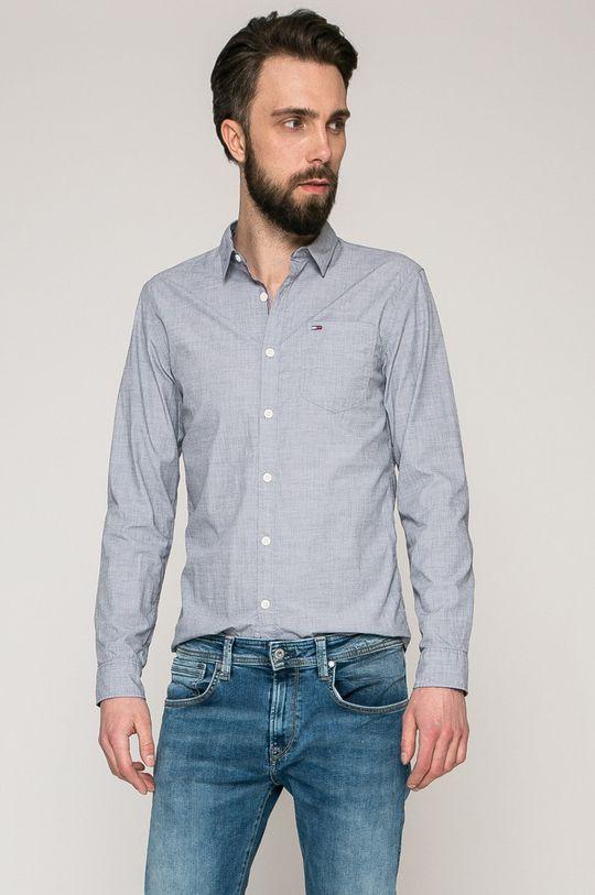 темно-синій Tommy Jeans - Сорочка Чоловічий