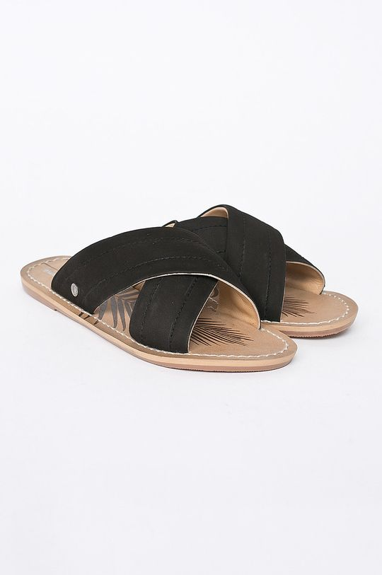 Pepe Jeans - Pantofle černá
