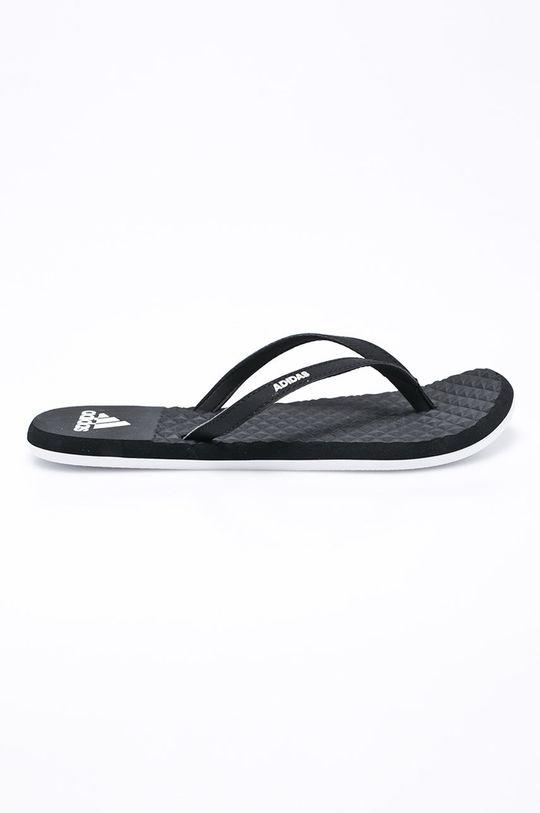 čierna adidas Performance - Žabky eezay soft Dámsky