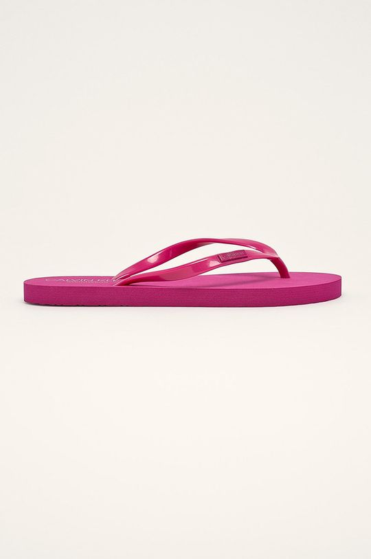 růžová Calvin Klein Jeans - žabky Dámský