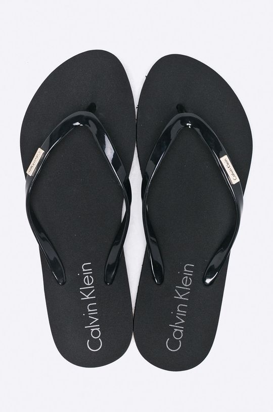 Calvin Klein Jeans - žabky černá