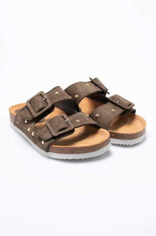 Carinii - Papuci masiliniu