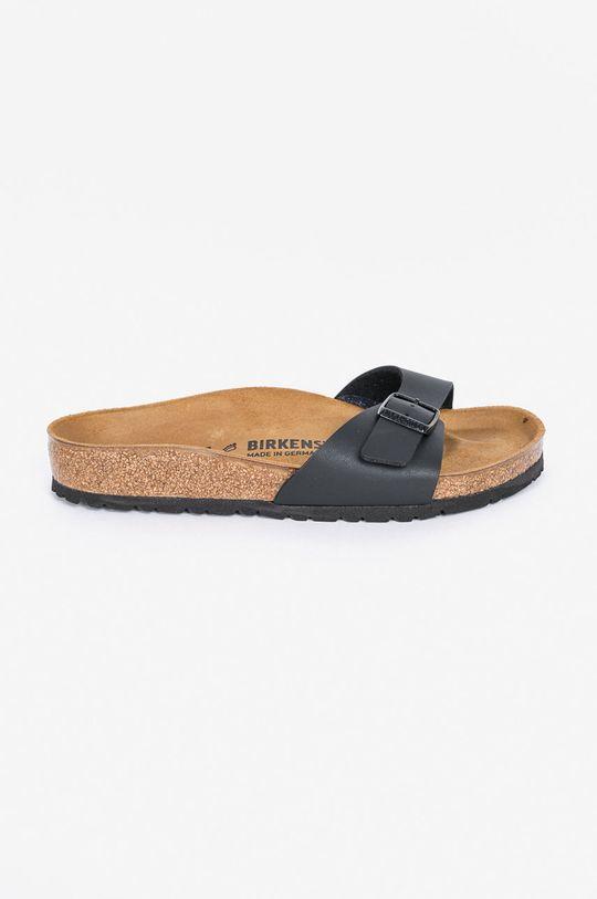 černá Birkenstock - Pantofle Madrid Bs Dámský
