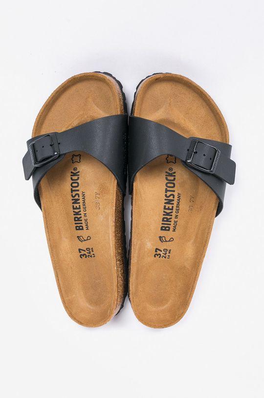 Birkenstock - Pantofle Madrid Bs černá