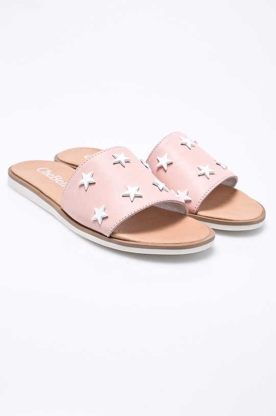 CheBello - Papuci roz