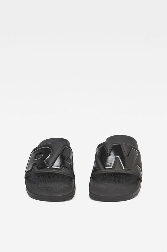 G-Star Raw - Pantofle černá