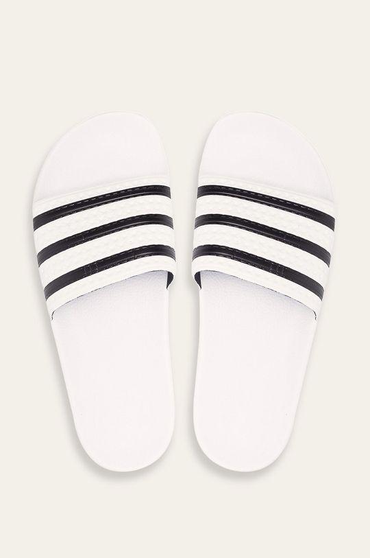 adidas Originals - Šľapky Adilette biela