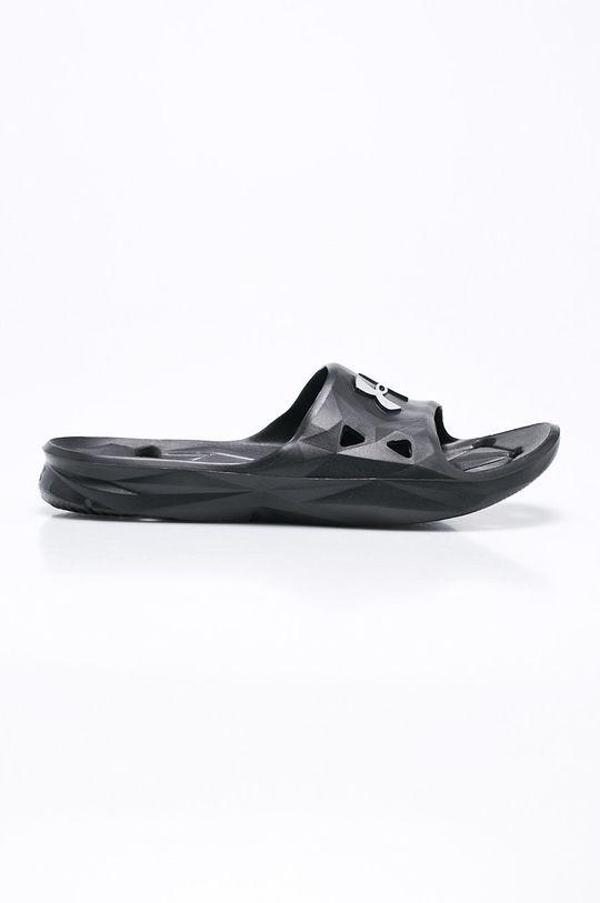 negru Under Armour - Papuci De bărbați