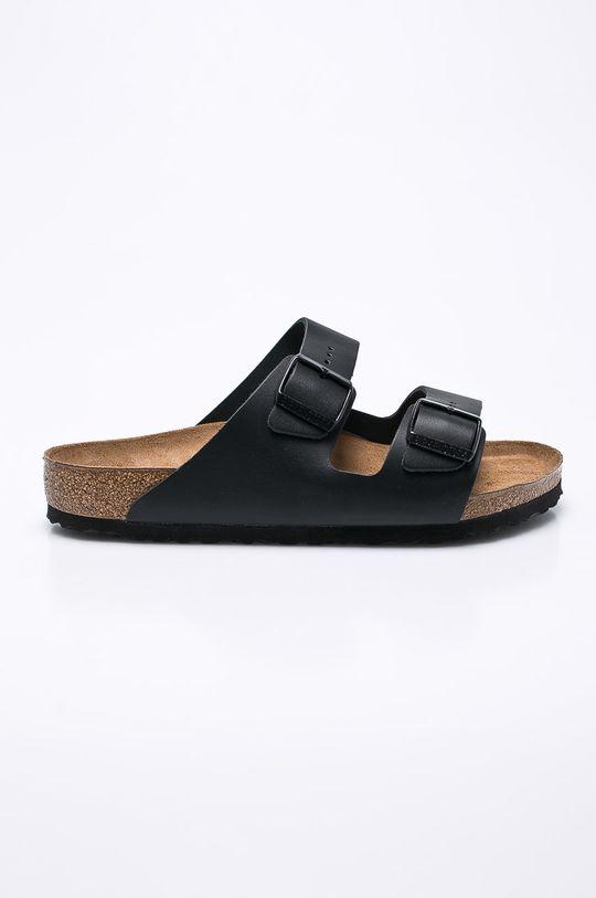 černá Birkenstock - Pantofle Arizona BS Pánský