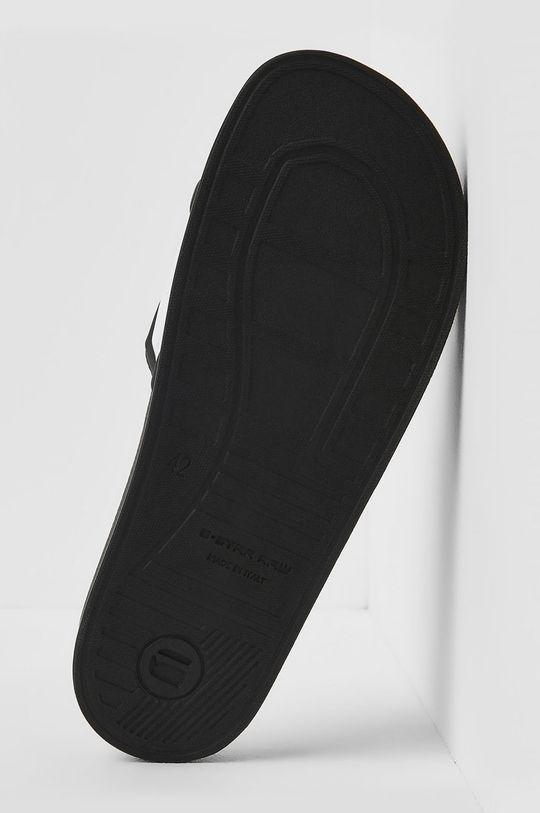černá G-Star Raw - Pantofle