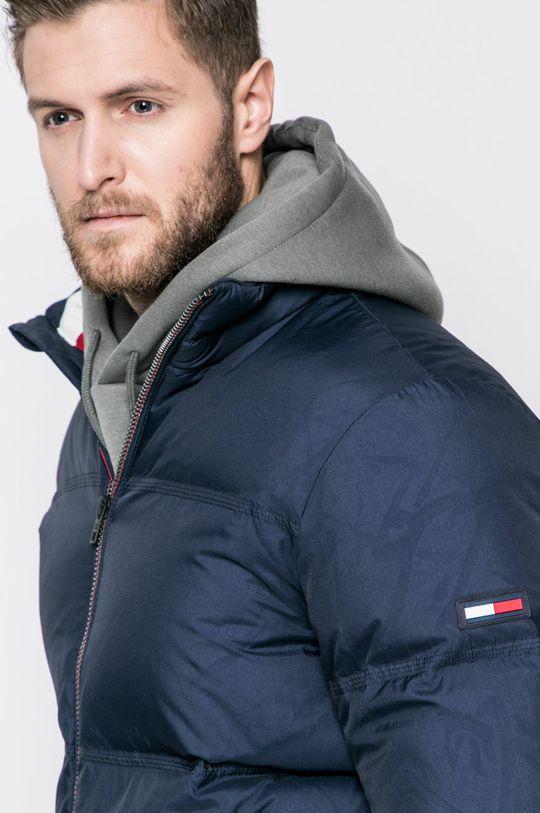 тъмносин Tommy Jeans - Пухено яке