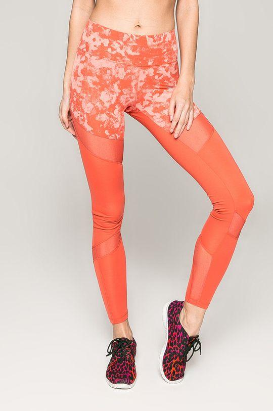 koral színű adidas Performance - Legging Női