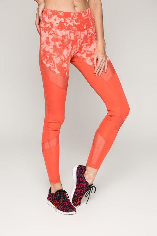 koral színű adidas Performance - Legging