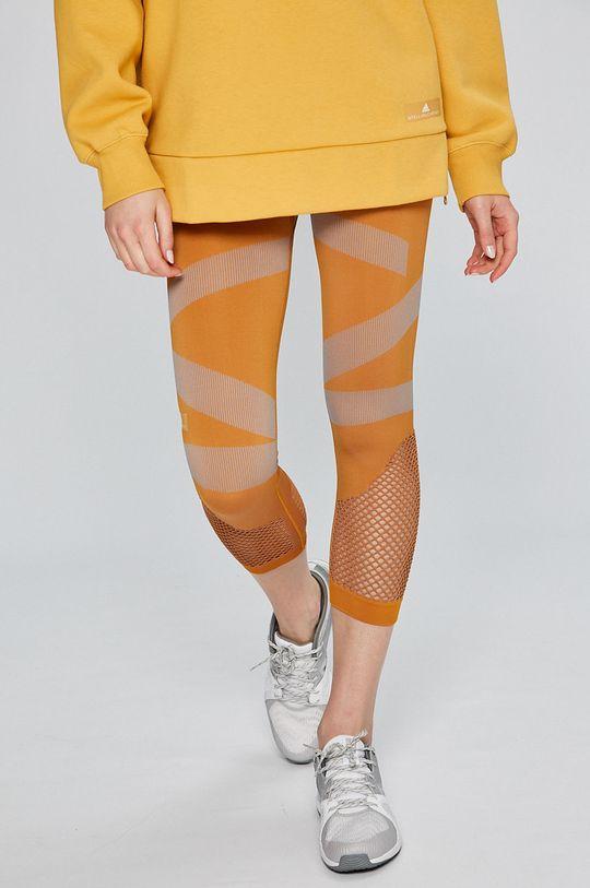narancssárga adidas by Stella McCartney - Legging Női