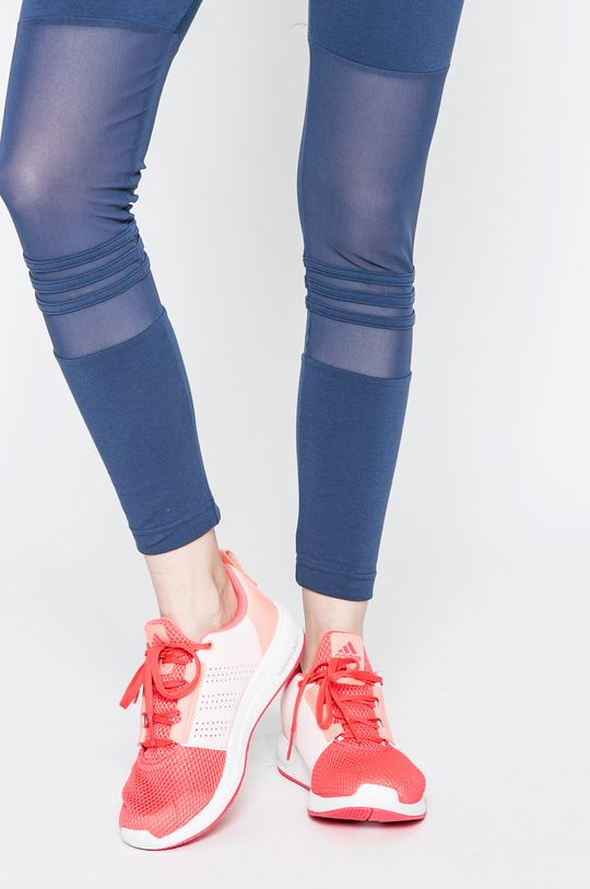 tmavomodrá adidas Performance - Legíny