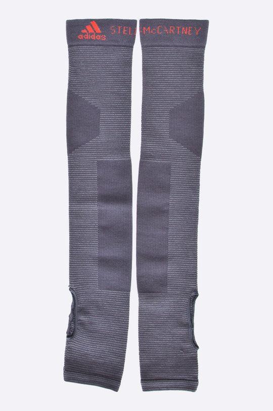 sivá adidas by Stella McCartney - Štucne Yoga Legwarme Dámsky