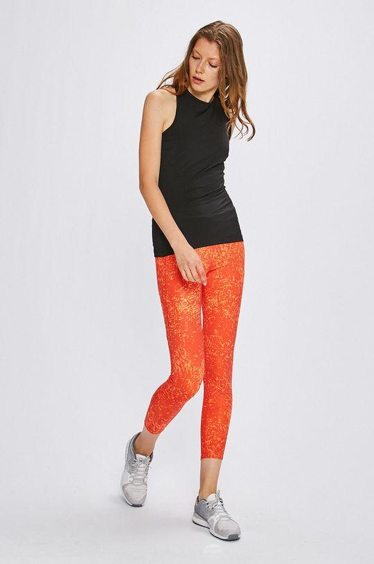 adidas Performance - Legíny oranžová
