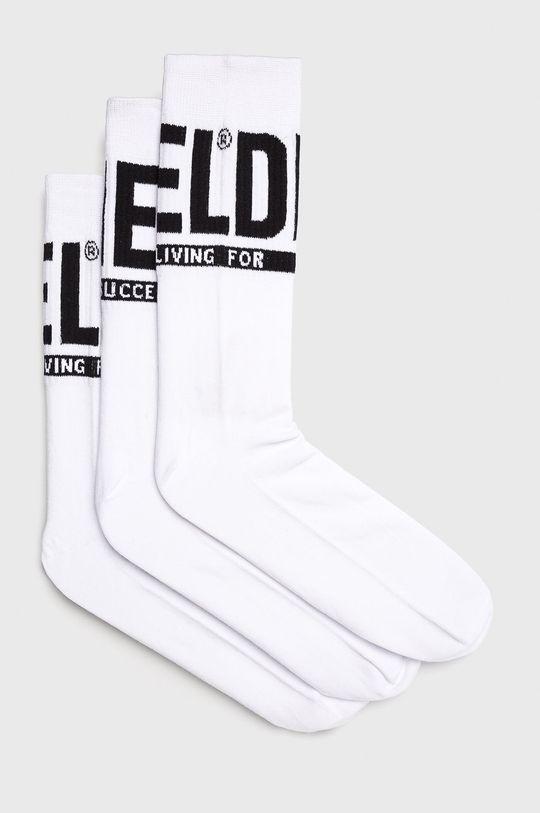 biela Diesel - Ponožky Pánsky