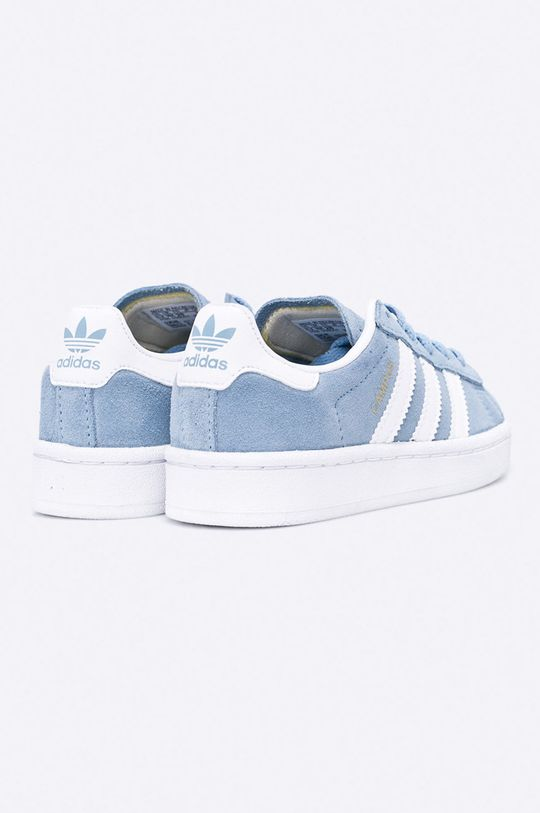 modrá adidas Originals - Detské topánky Campus