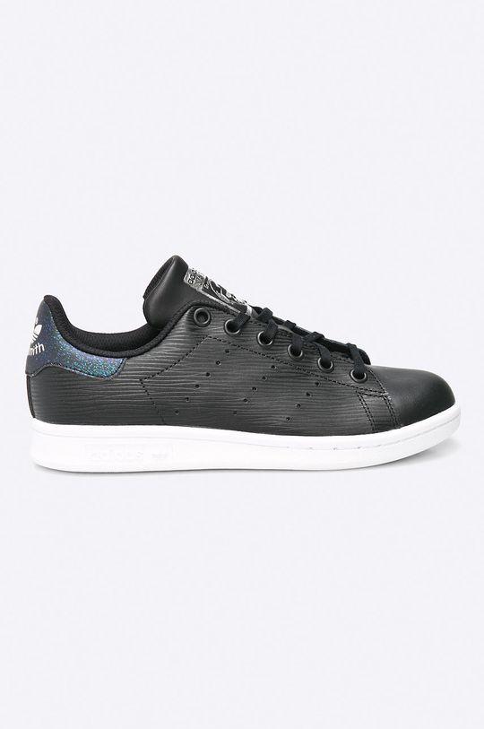 čierna adidas Originals - Topánky Chlapčenský