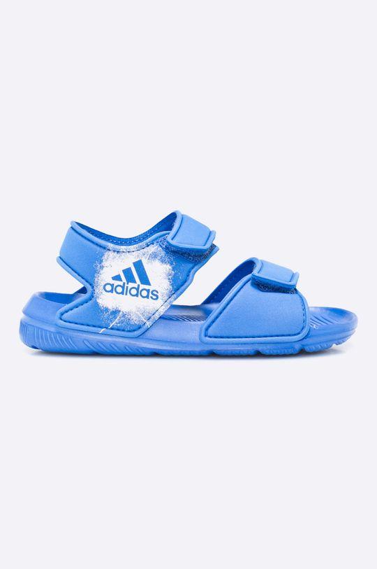 modrá adidas Performance - Detské sandále AltaSwim Chlapčenský