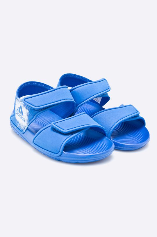 adidas Performance - Detské sandále AltaSwim modrá
