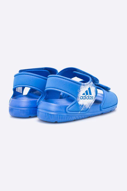 modrá adidas Performance - Detské sandále AltaSwim