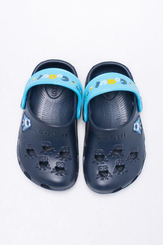 Coqui - Papuci copii bleumarin