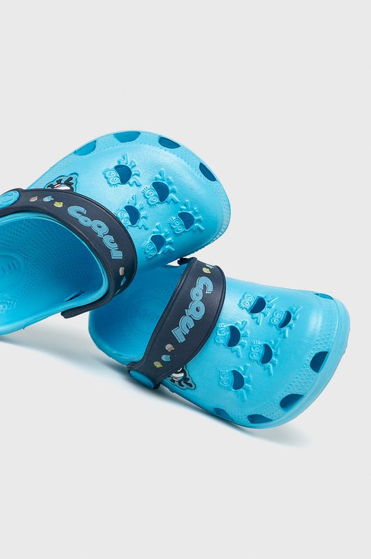 Coqui - Dětské pantofle modrá