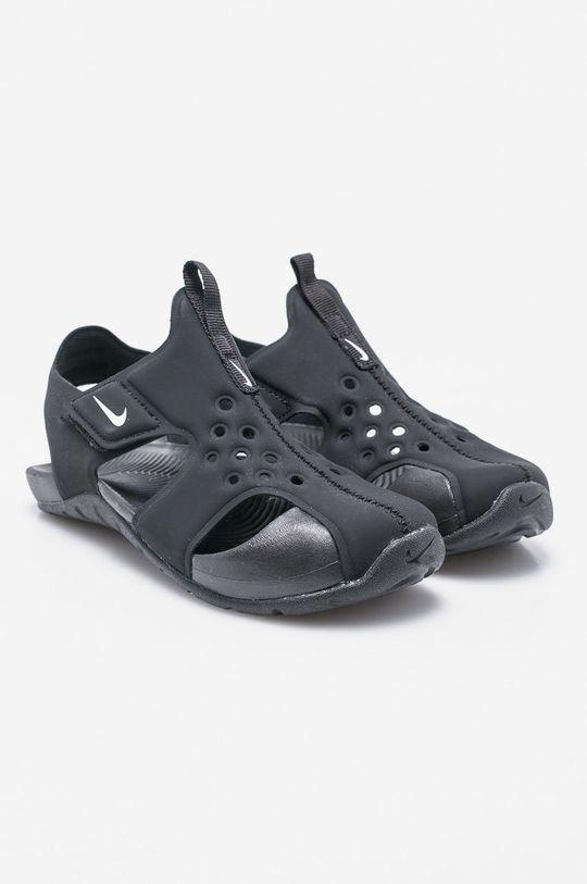 Nike Kids - Sandale copii. negru