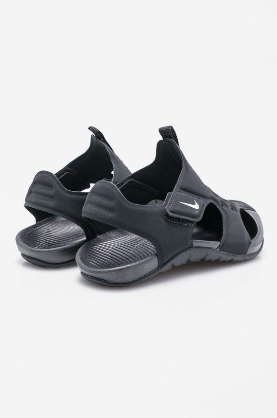 negru Nike Kids - Sandale copii.