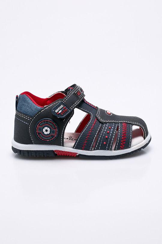tmavomodrá American Club - Detské sandále Chlapčenský
