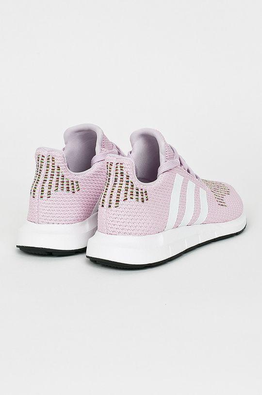ružová adidas Originals - Topánky Swift Run