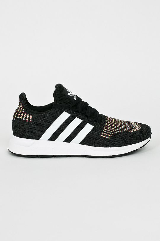 čierna adidas Originals - Topánky Swift Run Dámsky