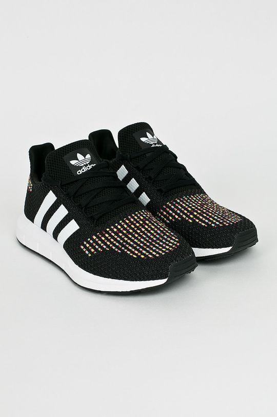 adidas Originals - Topánky Swift Run čierna