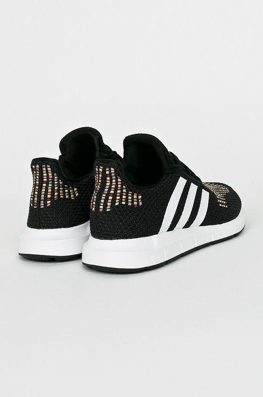 čierna adidas Originals - Topánky Swift Run