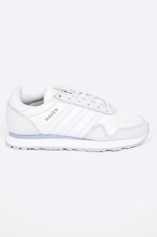 krémová adidas Originals - Topánky Haven Dámsky